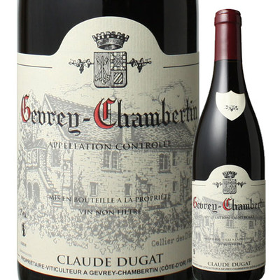 ジュヴレ・シャンベルタン クロード・デュガ 2013年 フランス ブルゴーニュ ジュヴレ・シャンベルタン 赤ワイン  750ml