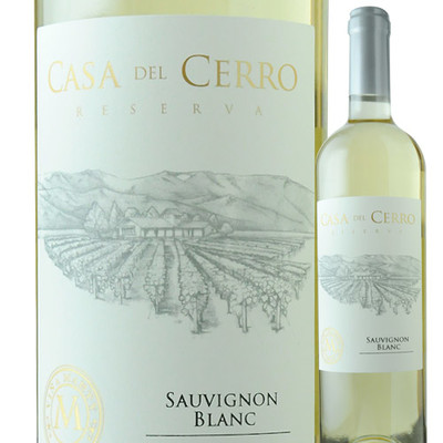 カサ・デル・セロ・レゼルヴァ・ソーヴィニョン・ブラン ヴィニャ・マーティ 2015年 チリ セントラル・ヴァレー 白ワイン 辛口 750ml