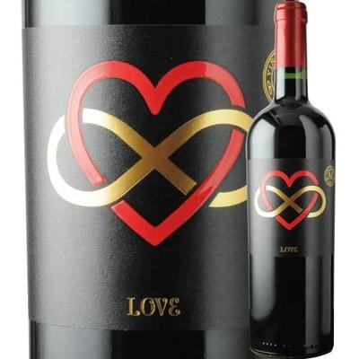 ラブ・レッド ヴィニャ・マーティ 2016年 チリ セントラル・ヴァレー 赤ワイン フルボディ 750ml