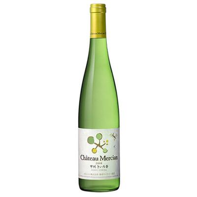 シャトー・メルシャン・甲州・きいろ香 メルシャン日本 山梨 白ワイン 辛口 750ml