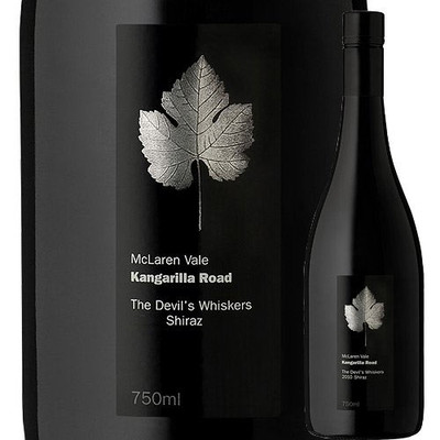 デヴィルズ・ウィスカーズ・シラーズ カンガリーラ・ロード・ワイナリー 2016年 オーストラリア サウス・オーストラリア 赤ワイン フルボディ 750ml