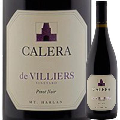 ヴィリエ カレラ・ワインズ 2014年 アメリカ カリフォルニア 赤ワイン フルボディ 750ml