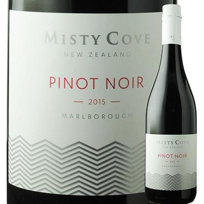 エステート・ピノ・ノワール ミスティ・コーヴ 2016年 ニュージーランド 赤ワイン フルボディ 750ml