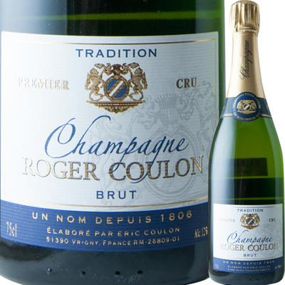 ブリュット ロジャー・クーロン NV フランス シャンパーニュ シャンパン・白 辛口 750ml