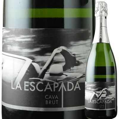 ラ・エスカパーダ ロング・ワインズ NV スペイン カタルーニャ スパークリングワイン・白 辛口 750ml