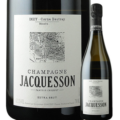 ディジー コルヌ ボートレイ ジャクソン 2005年 フランス シャンパーニュ  シャンパン・白  750ml