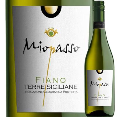 ミオパッソ・フィアーノ ワイン・ピープル 2017年 イタリア シチリア 白ワイン 辛口 750ml