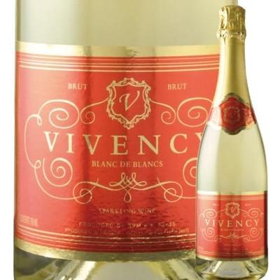 ヴィヴァンシー・ブラン・ド・ブラン グラン・ヴァン・ド・ジロンド NV フランス ボルドー スパークリングワイン(白) 辛口 750ml