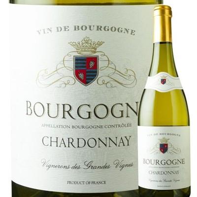 ブルゴーニュ・シャルドネ ヴィニュロン・デ・テル・スクレット 2016年 フランス ブルゴーニュ 白ワイン 750ml