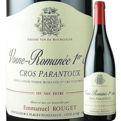 ヴォーヌ・ロマネ プルミエ・クリュ クロ・パラントゥー エマニュエル・ルジェ 2013年 フランス ブルゴーニュ ヴォーヌ・ロマネ 赤ワイン  750ml
