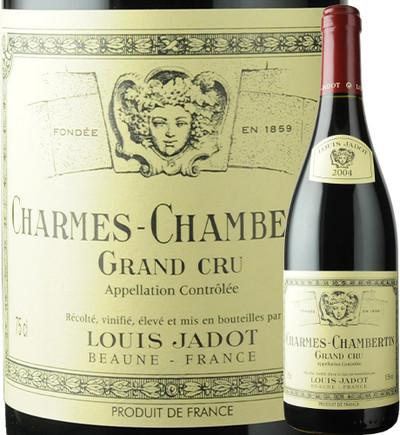シャルム・シャンベルタン ルイ・ジャド 2004年 フランス ブルゴーニュ 赤ワイン フルボディ 750ml