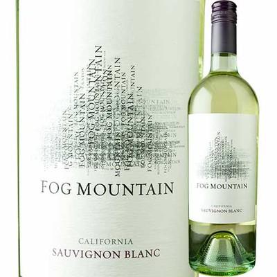 フォグ・マウンテン・ソーヴィニヨン・ブラン ジャン・クロード・ボワセ 2017年 アメリカ カリフォルニア 白ワイン 辛口 750ml