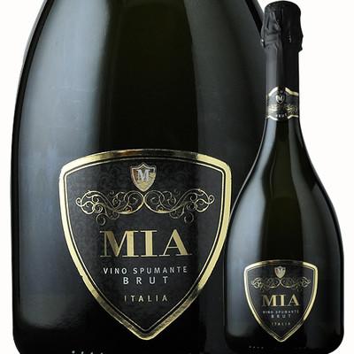 ミア・スプマンテ・ブリュット カーサ・ヴィニコーラ・カルディローラ NV イタリア ロンバルディア スパークリングワイン・白 辛口 750ml