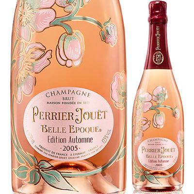 ベル・エポック エディション・オータム ペリエ・ジュエ 2005年 フランス シャンパーニュ シャンパン・白 辛口 750ml