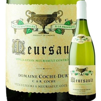 ムルソー コシュ・デュリ 2012年 フランス ブルゴーニュ 白ワイン 辛口 750ml