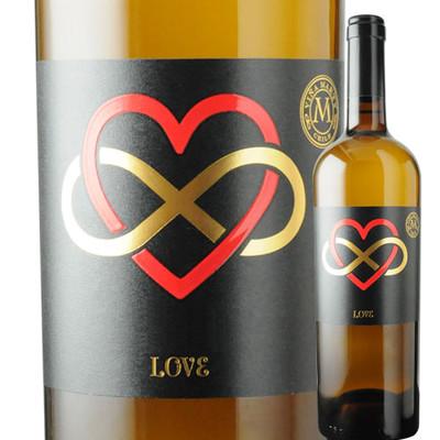 ラブ・ホワイト ヴィニャ・マーティ 2015年 チリ セントラル・ヴァレー 白ワイン 辛口 750ml