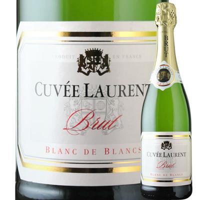 キュヴェ・ローラン ヴァン・ブレバン NV フランス プロヴァンス スパークリングワイン・白 辛口 750ml