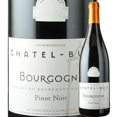 ピノ・ノワール シャテル・ビュイ 2016年 フランス ブルゴーニュ 赤ワイン 750ml