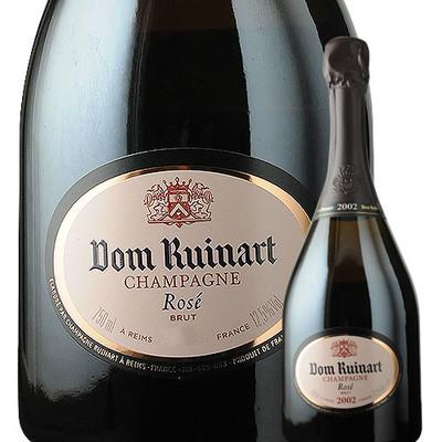 ドン・ルイナール・ロゼ ルイナール 2002年 フランス シャンパーニュ  シャンパン・ロゼ  750ml