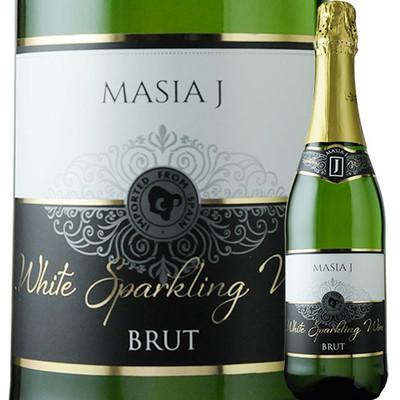 マジア・J・スパークリング アルケミー・ワインズ NV スペイン カスティーリャ・ラ・マンチャ スパークリングワイン・白 辛口 750ml