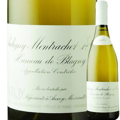 ピュリニー・モンラッシェ・プルミエ・クリュ・アモー・ド・ブラニー メゾン・ルロワ 2008年 フランス ブルゴーニュ 白ワイン 辛口 750ml