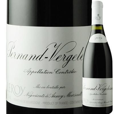 ペルナン・ヴェルジュレス メゾン・ルロワ 2009年 フランス ブルゴーニュ 赤ワイン フルボディ 750ml