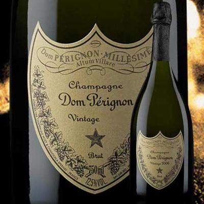 ドンペリニヨン(箱なし)2008年 (ドンペリ ドン・ペリ)モエ・エ・シャンドン フランス シャンパーニュ シャンパン・白 辛口 750ml