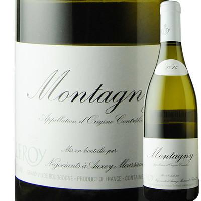モンタニー メゾン・ルロワ 2014年 フランス ブルゴーニュ 白ワイン 辛口 750ml