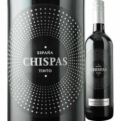 チスパス・ティント ロング・ワインズ 2016年 スペイン カリニェナ 赤ワイン フルボディ 750ml