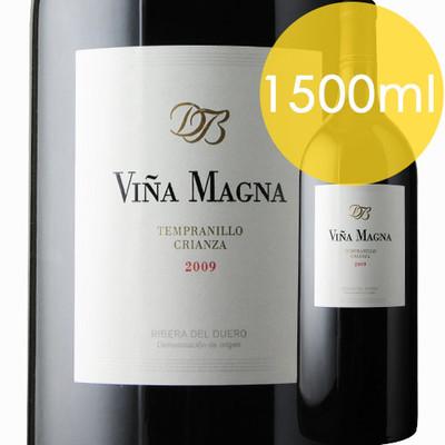 ヴィーニャ・マグナ・クリアンサ マグナム ドミニオ・バスコンシリョス 2009年 スペイン リベラ・デル・デュエロ 赤ワイン フルボディ 1500ml