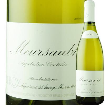 ムルソー・ブラン メゾン・ルロワ 2009年 フランス ブルゴーニュ 白ワイン 辛口 750ml