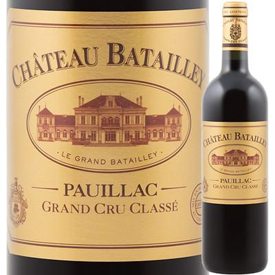 シャトー・バタイエ 2011年 フランス ボルドー 赤ワイン フルボディ 750ml