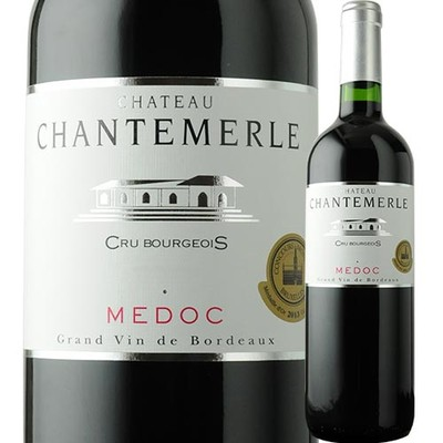 シャトー・シャントメルル 2014年 フランス ボルドー 赤ワイン フルボディ 750ml