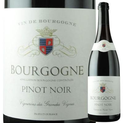 ブルゴーニュ・ピノ・ノワール カーヴ・デ・オート・コート 2016年 フランス ブルゴーニュ 赤ワイン 750ml