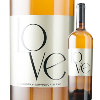ラブ・ホワイト ヴィニャ・マーティ 2017年 チリ セントラル・ヴァレー 白ワイン 辛口 750ml