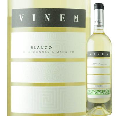 ヴィネム・ブランコ ヴィネルジア 2016年 スペイン アラゴン 白ワイン 中辛口 750ml