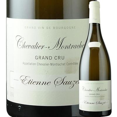 シュヴァリエ・モンラッシェ・グラン・クリュ エティエンヌ・ソゼ 2010年 フランス ブルゴーニュ ピュリニー・モンラッシェ 白ワイン  750ml