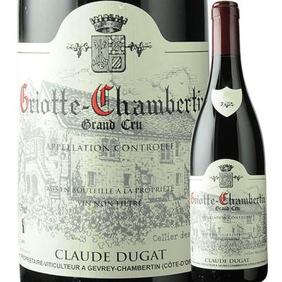 グリオット・シャンベルタン・グラン・クリュ クロード・デュガ 2014年 フランス ブルゴーニュ ジュヴレ・シャンベルタン 赤ワイン  750ml