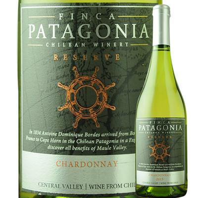 シャルドネ・レゼルヴ フィンカ・パタゴニア 2017年 チリ マウレヴァレー 白ワイン 辛口 750ml