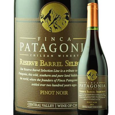 ピノ・ノワール・レゼルヴ・バレル・セレクション フィンカ・パタゴニア 2014年 チリ マウレヴァレー 赤ワイン ミディアム 750ml