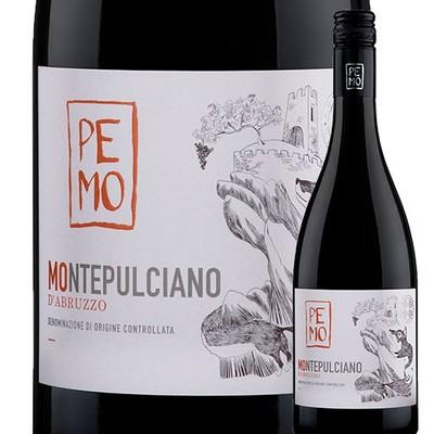 ペモ・モンテプチアーノ ワイン・ピープル 2016年 イタリア アブルッツォ 赤ワイン フルボディ 750ml