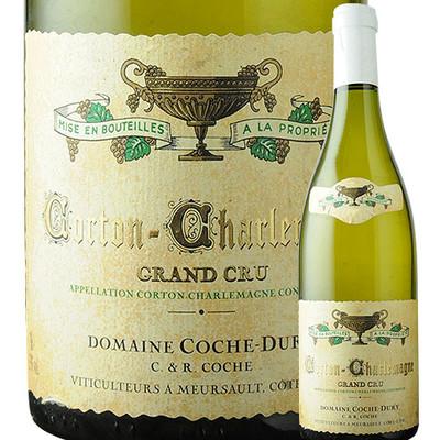 コルトン・シャルルマーニュ・グラン・クリュ コシュ・デュリ 2009年 フランス ブルゴーニュ アロース・コルトン 白ワイン  750ml