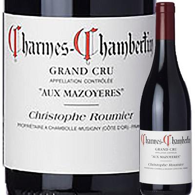 シャルム・シャンベルタン・グラン・クリュ ジョルジュ・ルーミエ 2010年 フランス ブルゴーニュ ジュヴレ・シャンベルタン 赤ワイン  750ml