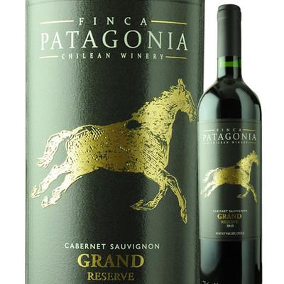 カベルネ・ソーヴィニョン・グラン・レゼルヴ フィンカ・パタゴニア 2013年 チリ コルチャグアヴァレー 赤ワイン フルボディ750ml